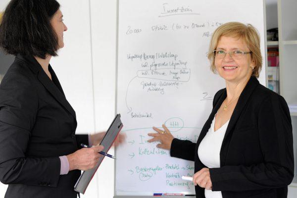 mpr Unternehmensberatung, Ute Großmann, Ina Rathfelder, Berlin, Existenzgründung, kostenloses Vorgespräch, Fördermöglichkeiten