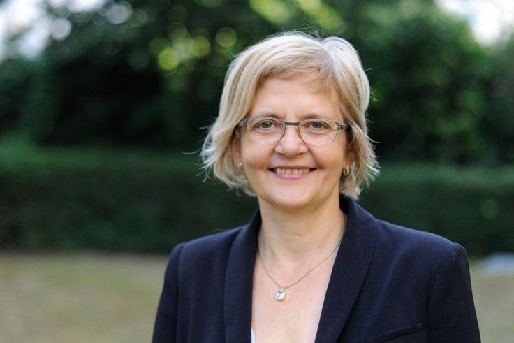 Ute Großmann, Beraterin bei mpr Unternehmensberatung